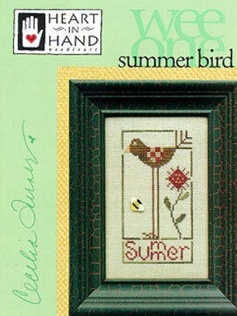 Summer Bird (Wee One) - Heart in Hand
