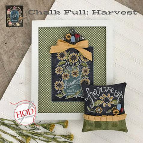 Chalk Full Series - Hands On Design - Harvest