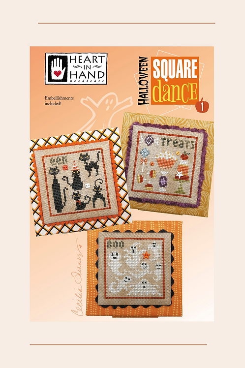 Halloween Square Dance 1 - by Heart in Hand