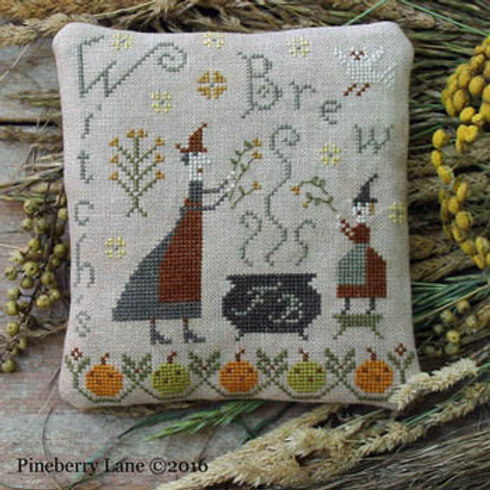 Witch's Brew - Pineberry Lane - Fancey Blackett