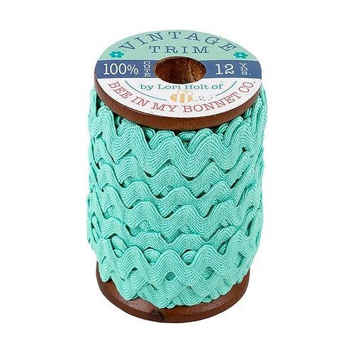 Sea Glass - Lori Holt Vintage Trim by the Yard