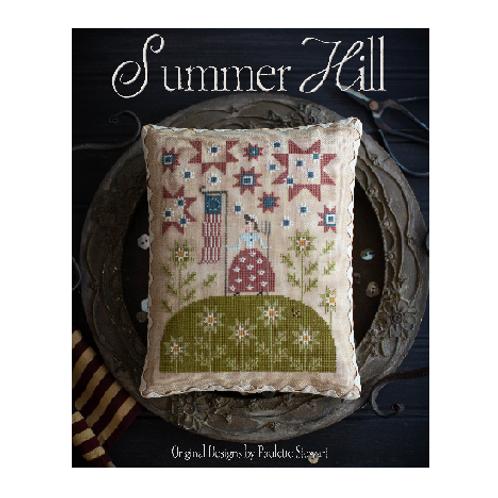 Summer Hill - by Plum Street Samplers - Cross Stitch Pattern