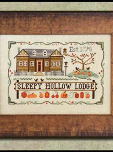 Sleepy Hollow Lodge by Little House Needleworks