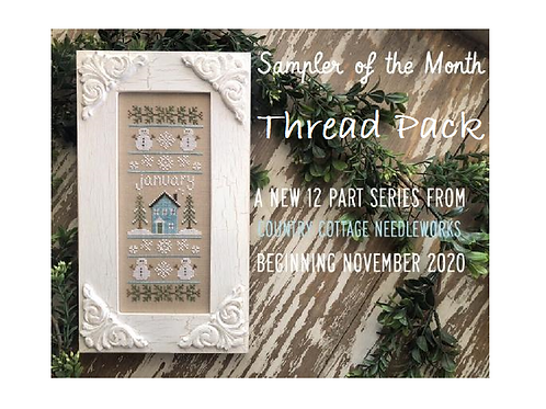 Sampler of the Month Thread Pack