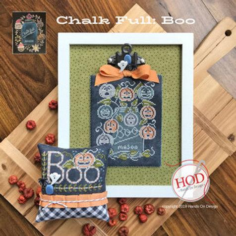 Chalk Full Series - Hands On Design - Boo