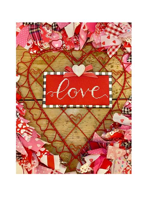 Chalked Love by Rich Trett