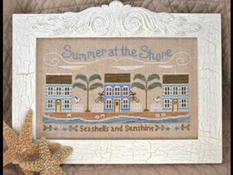 Summer At The Shore - Country Cottage Needleworks