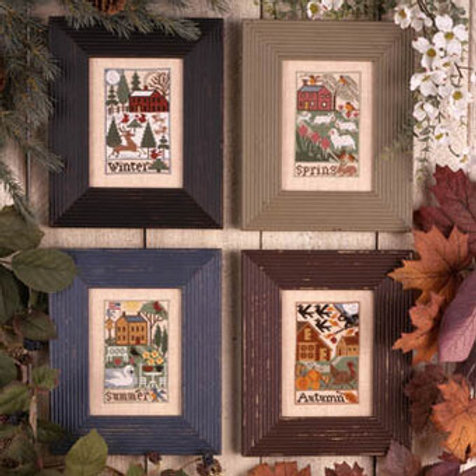 Country Seasons by The Prairie Schooler