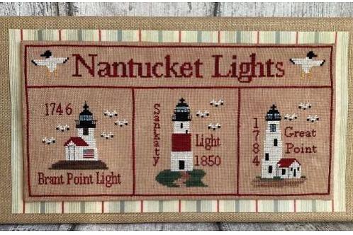 Nantucket Lights - by Mani di Donna