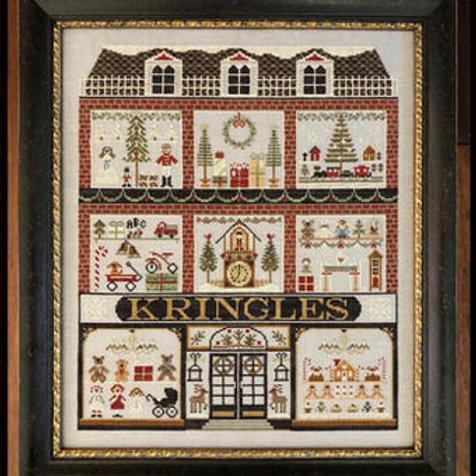 Kringles - Little House Needleworks