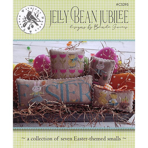 Jelly Bean Jubilee - by With Thy Needle & Thread
