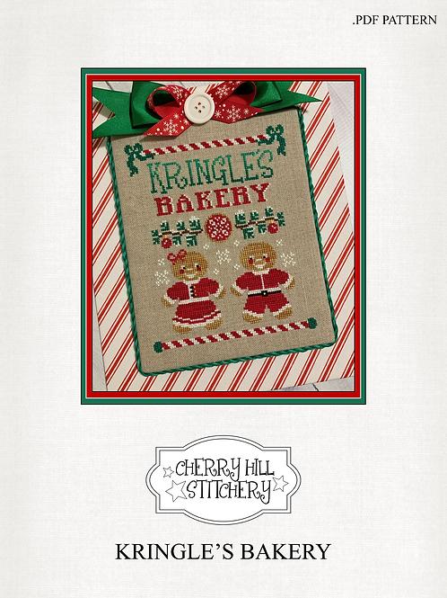 Kringles Bakery -Cherry Hill Stitchery