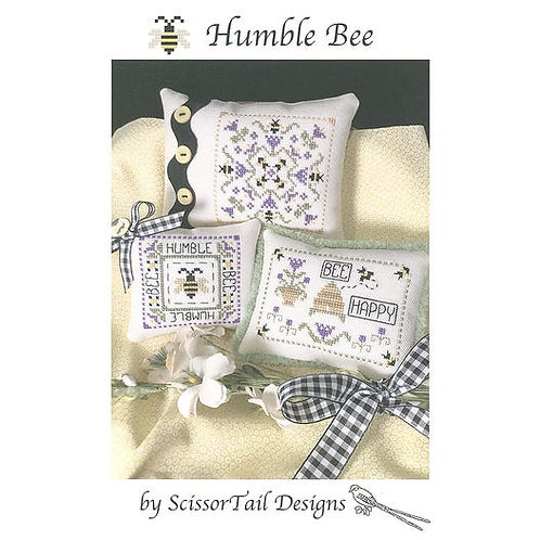 Humble Bee - by ScissorTail Desings