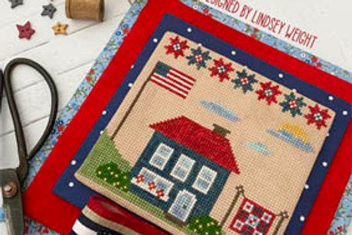 Summer House - by Primrose Cottage Stitches