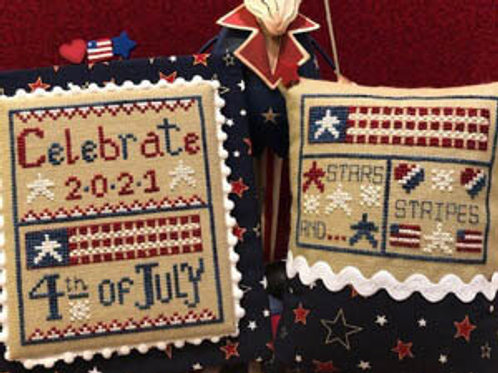 Stars and Stripes - by ScissorTail Designs