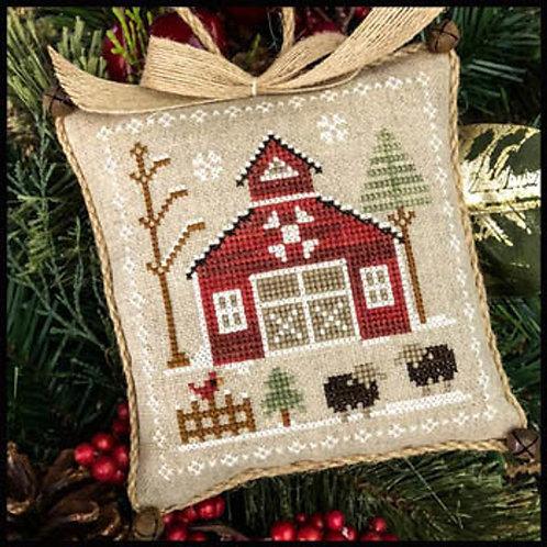 Ba-Ba Black Sheep - Farmhouse Christmas 9 by Little House Needleworks