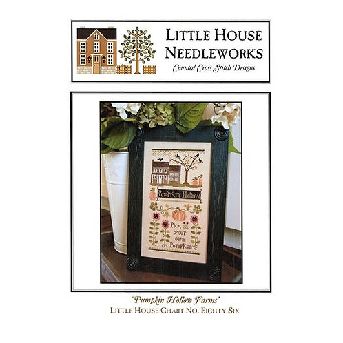 Pumpkin Hollow Farms - Little House Needleworks - Cross Stitch Pattern