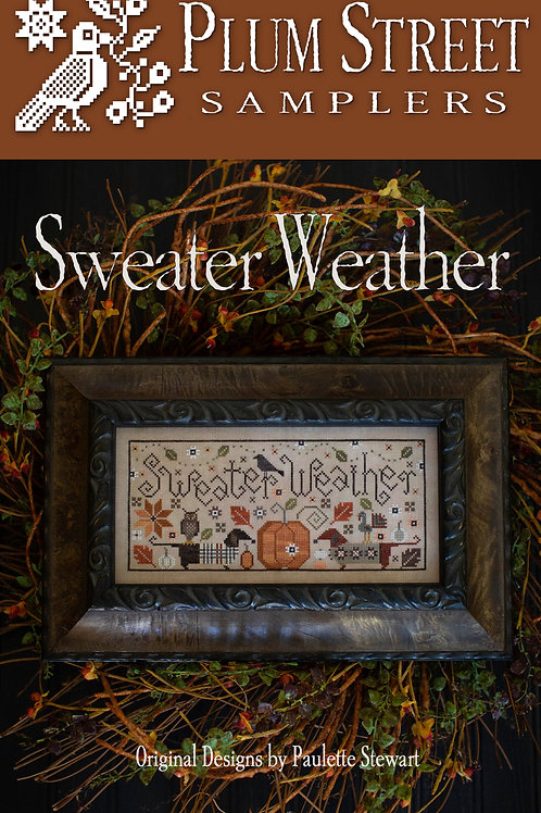 Sweater Weather by Plum Street Samplers