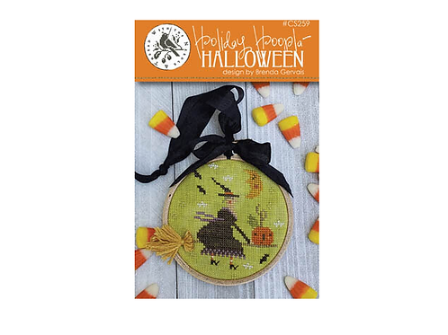 Holiday Hoopls - Halloween - With Thy Needle and Thread