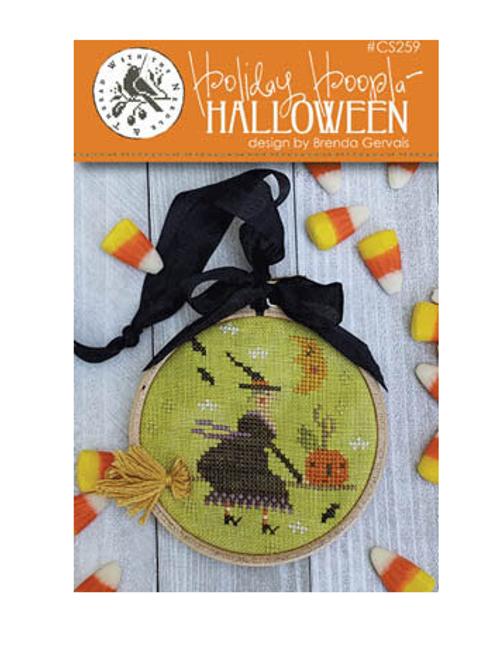 Holiday Hoopls - Halloween - With Thy Needle and Thread
