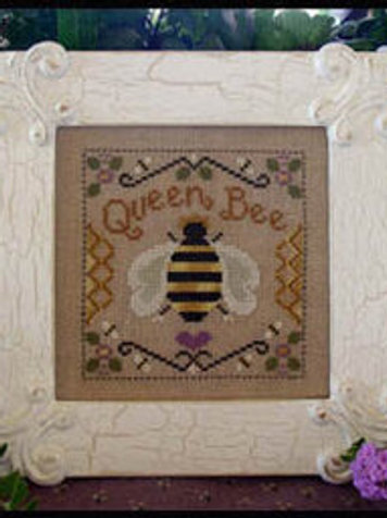 Queen Bee - by Little House Needleworks