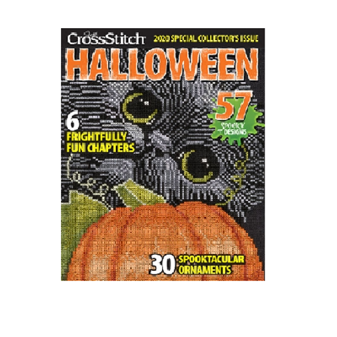 2020 Just Cross-Stitch Halloween Special Collector's Issue