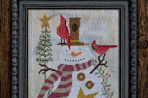 It's Snow Time - 12 Part Series by Cottage Garden Samplings