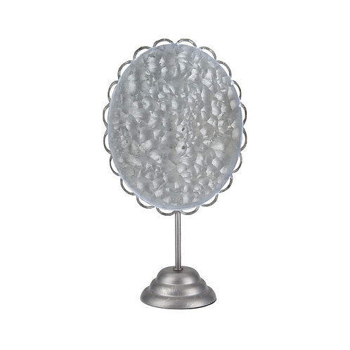 Stacy West Metal Stand - Oval
