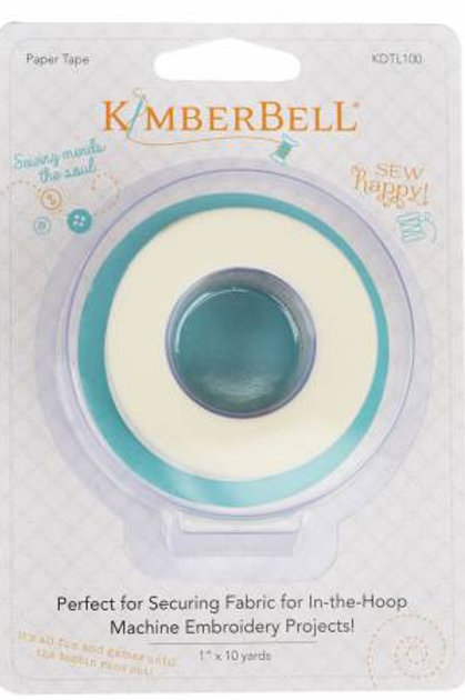 Kimberbell Paper Tape for Embroidery - KDTL100