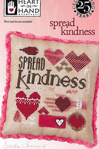 Spread Kindness - by Heart In Hand
