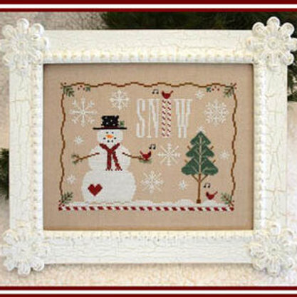 Snow Days - Country Cottage Needleworks