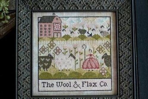 The Wool & Flax Co. - by Plum Street Samplers