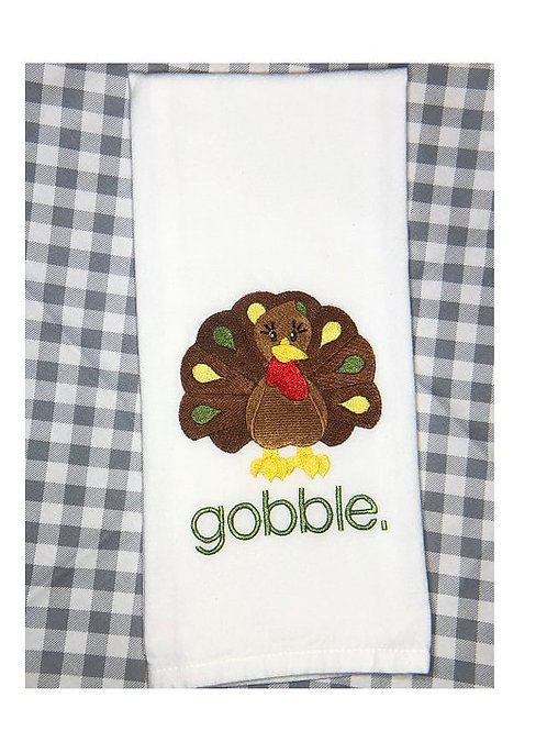 Gobble Turkey - Kitchen Towel