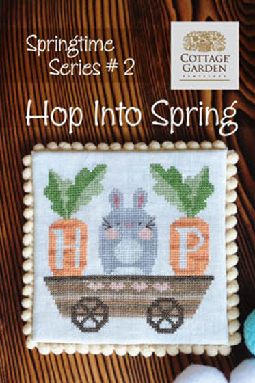 Hop Into Spring - Springtime Series #2 0 by Cottage Garden Samplings