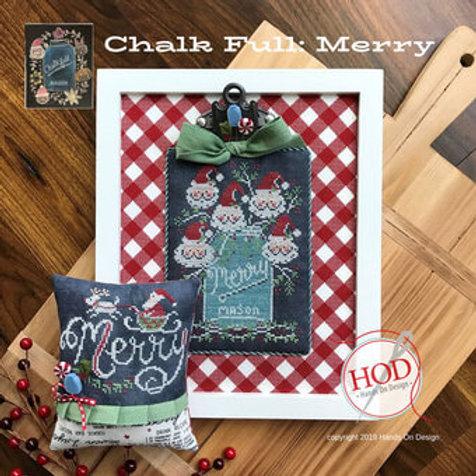 Chalk Full Series - Hands On Design - Merry