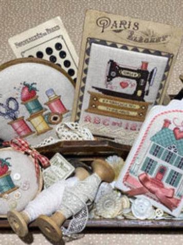 Sew Much Love - by Sue Hills Designs