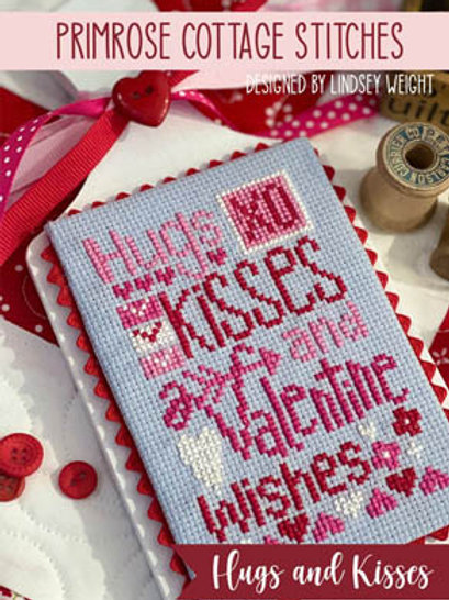 Hugs and Kisses by Primrose Cottage Stitches