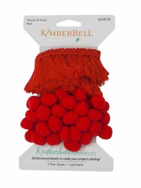 Kimberbell Tassels & Poms - KDKB130