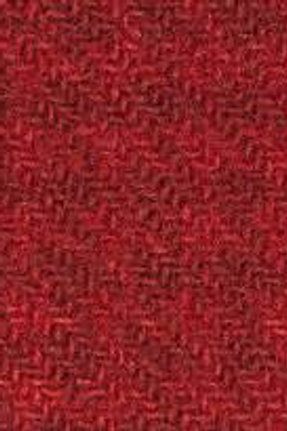 Houndstooth Wool Fat Quarter in Merlot - by Weeks Dye Works