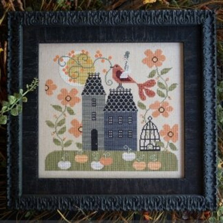 Goody Grimwood - Plum Street Samplers - Cross Stitch Pattern