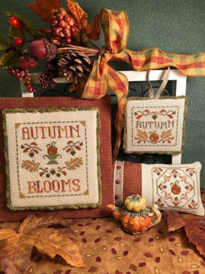 Autumn Blooms - Scissor Tail Designs