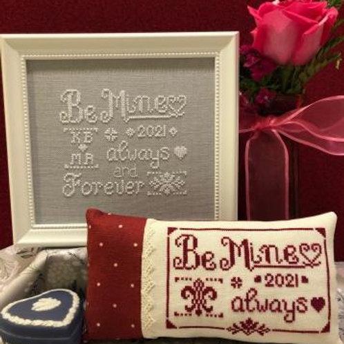 Be Mine Always - by Scissortail Designs