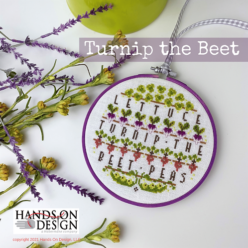 Turnip the Beet - by Hands on Design