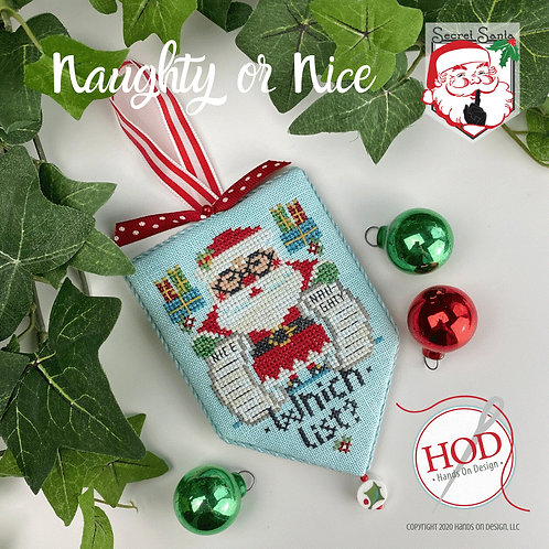 Naughty or Nice - Hands On Design