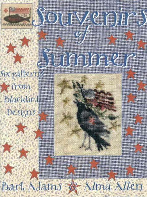 Souvenirs of Summer - Blackbird Designs