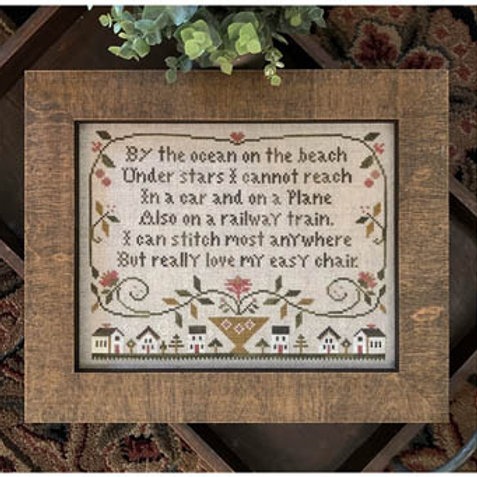 Sit and Stitch - by Little House Needleworks