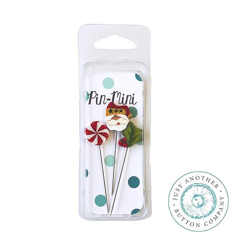 Pin-Mini: Holiday - Just Another Button Company - jpm402