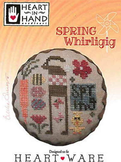 Spring Whirligig - by Heart in Hand