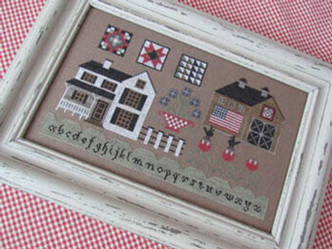 American Farmhouse - by Scarlett House