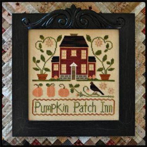 Pumpkin Patch Inn - by Little House Needleworks